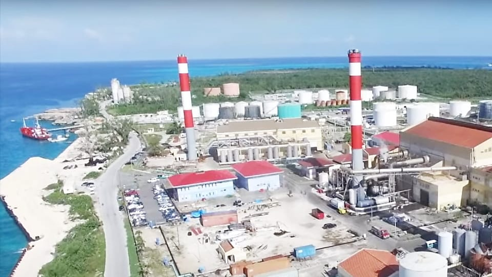Shell and Bahamas Power & Light (BPL) to provide cleaner electricity to New Providence