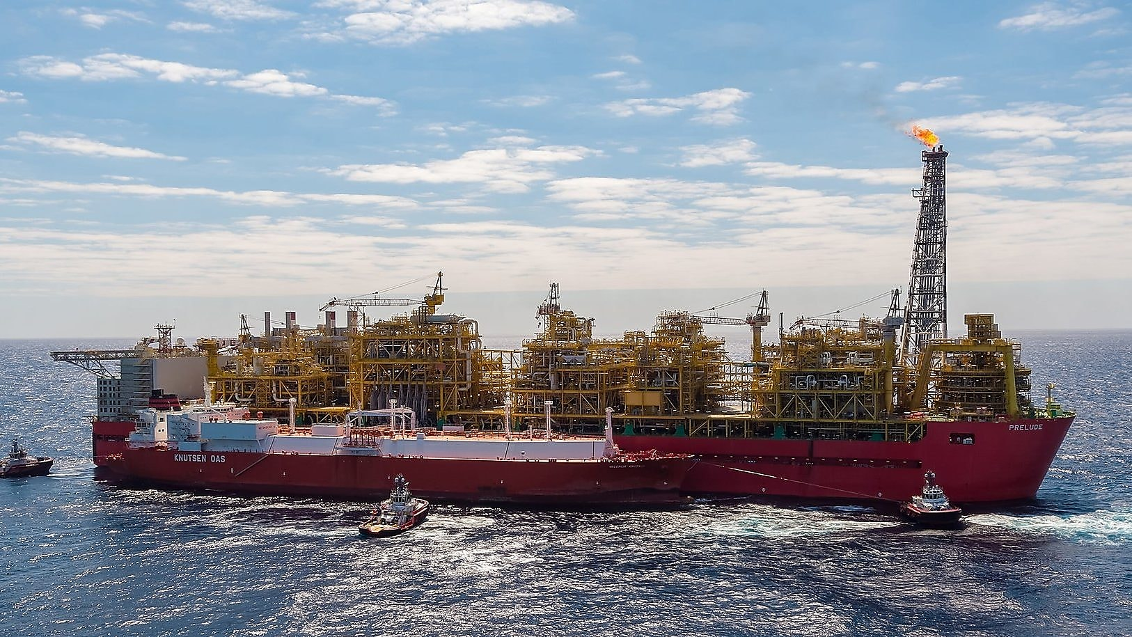 Our major projects | Shell Global