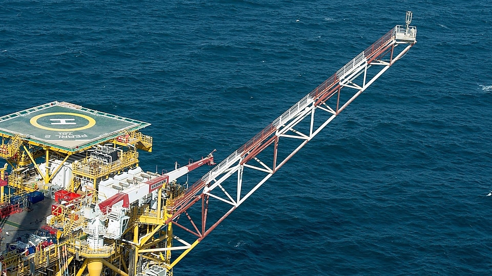 Delivering record-breaking performance offshore
