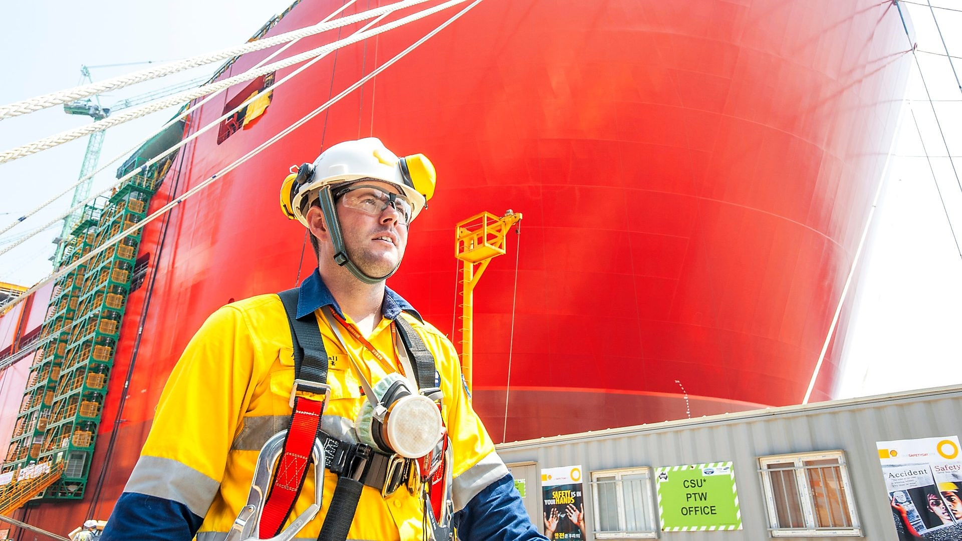 Prelude FLNG in numbers | Shell Global