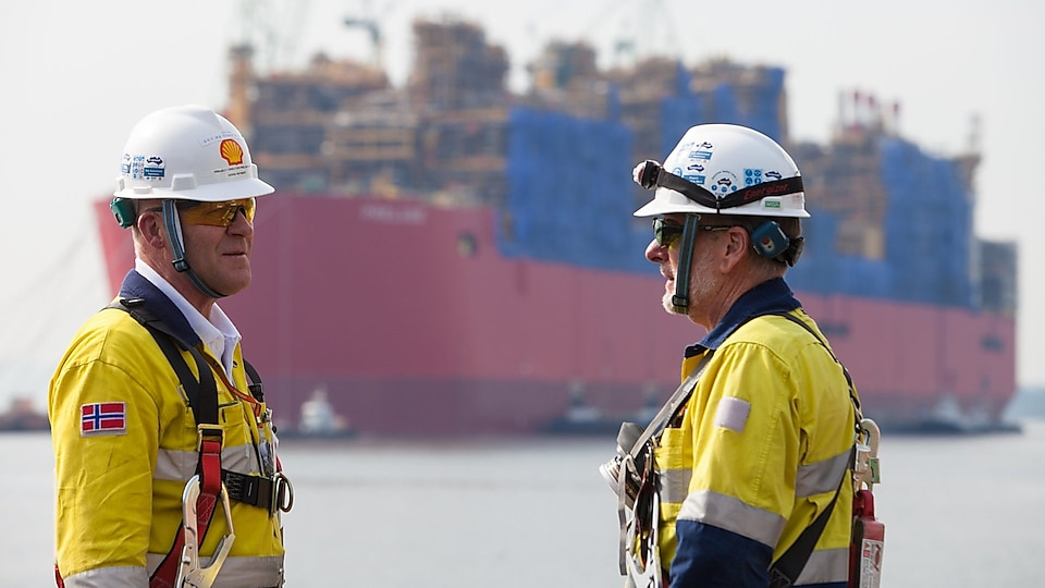 Prelude FLNG – video gallery