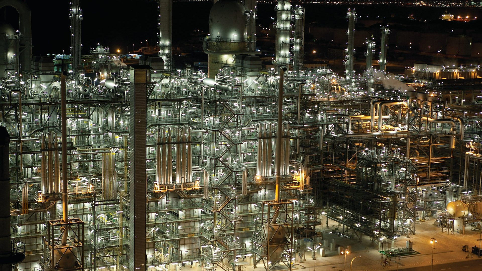 Shell Eastern Petrochemicals Complex - overview