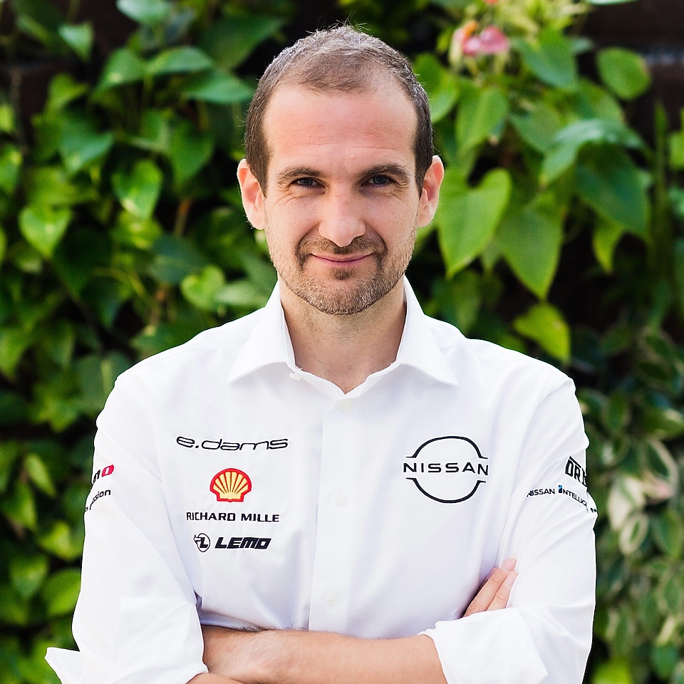 Tommaso Volpe, Nissan's global motorsport director