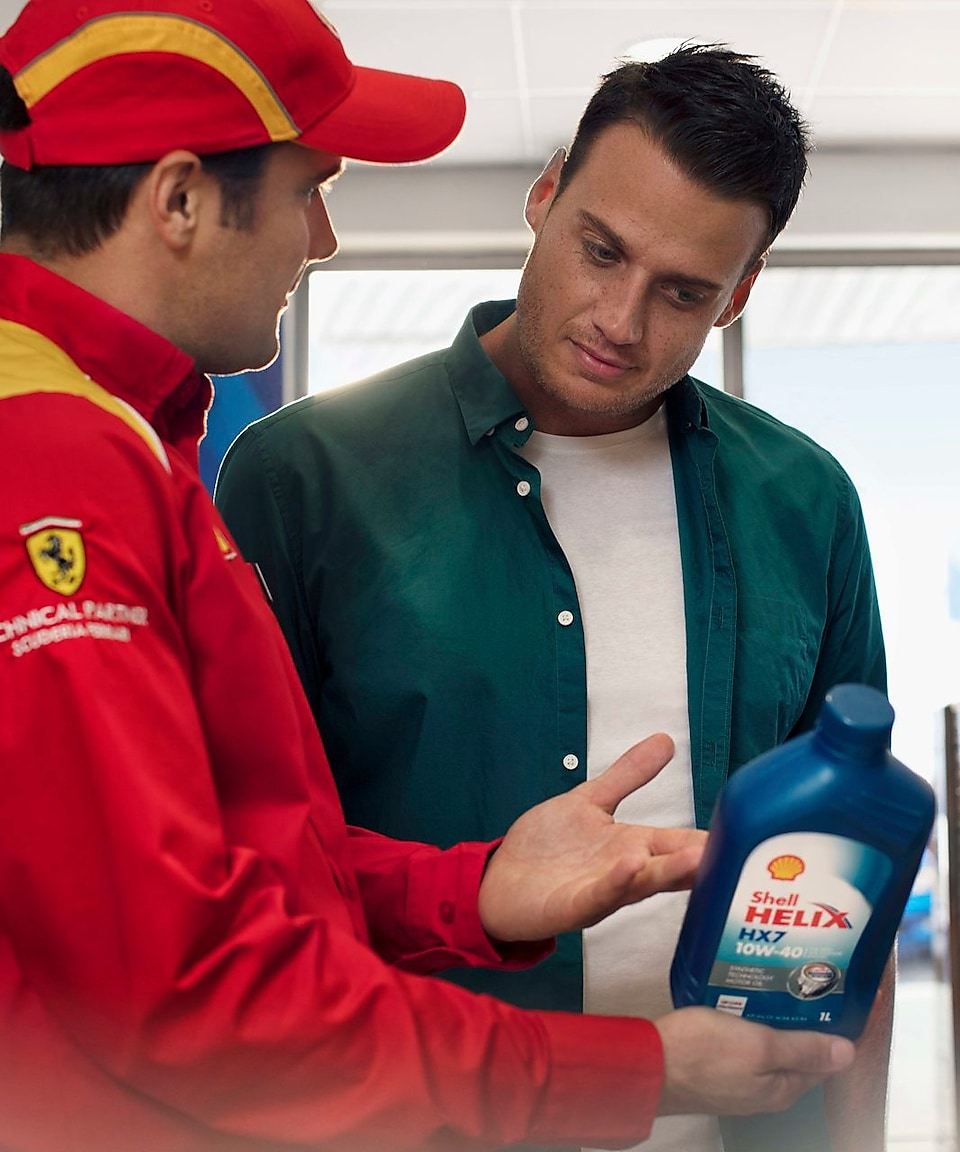 Shell Retail Licensee, Europe.