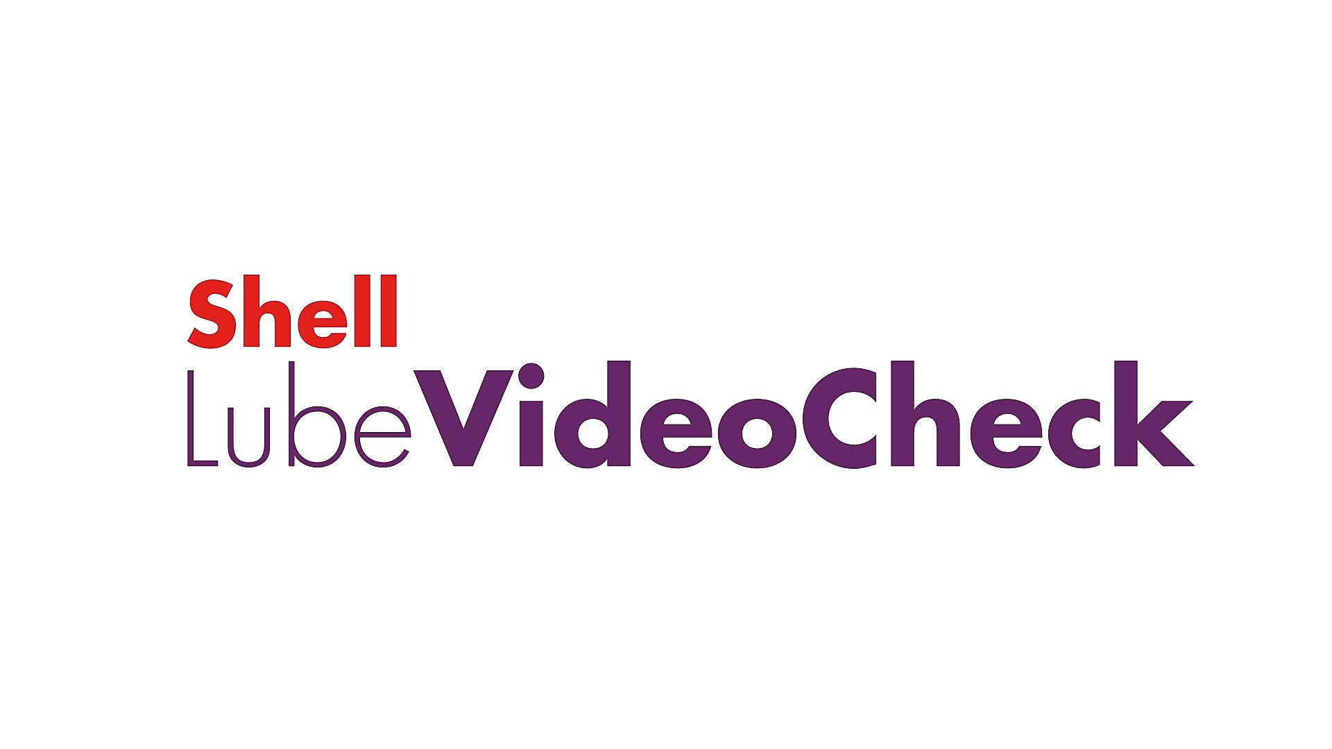 An image displaying the Shell LubeVideoCheck logo