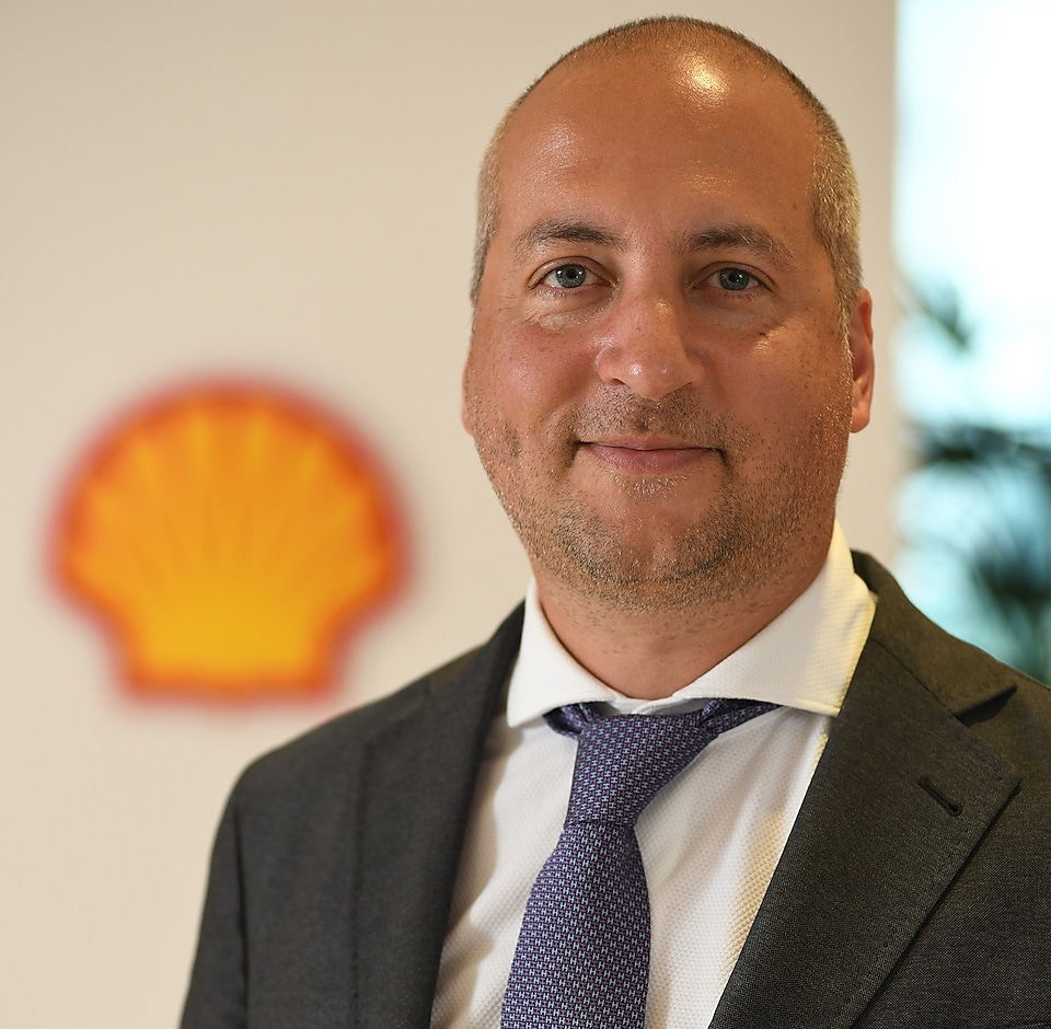Shell Marine's new man at the top