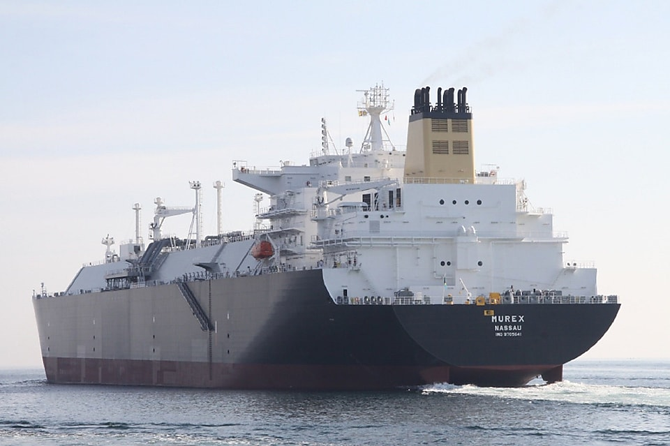 Lng trading system