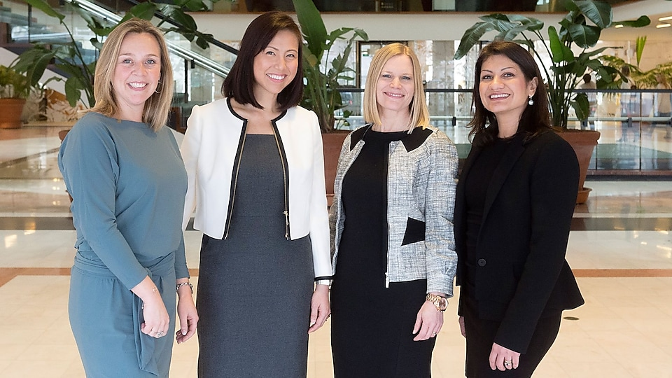 Empowering women to achieve more