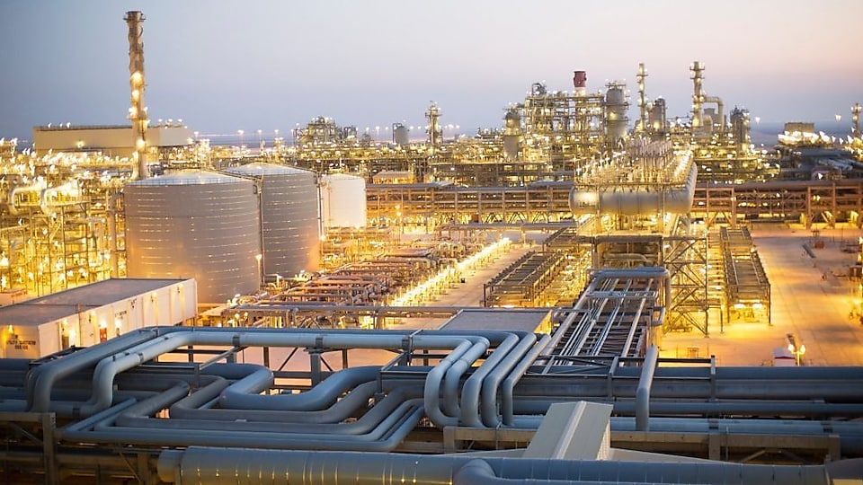Qatargas 4 | Shell Global
