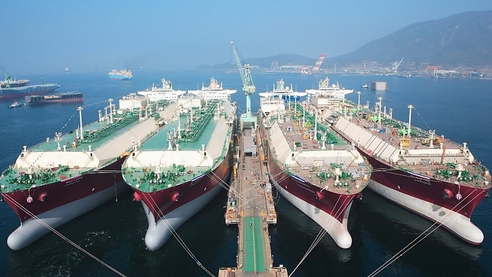 Liquefied natural gas (LNG)   Shell Global