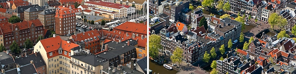 Amsterdam and Rotterdam city resilience