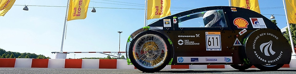 Shell Eco-marathon inspires urban cars of the future