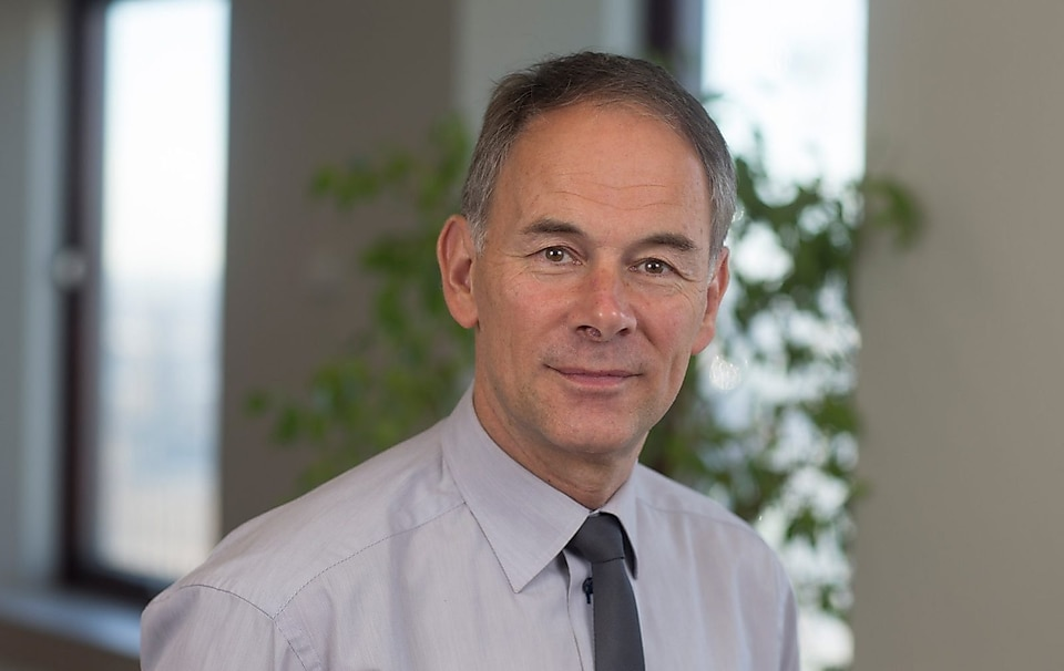 David Hone, Shell's Chief Climate Change Advisor