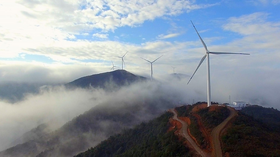 Keeping China's wind turbines turning