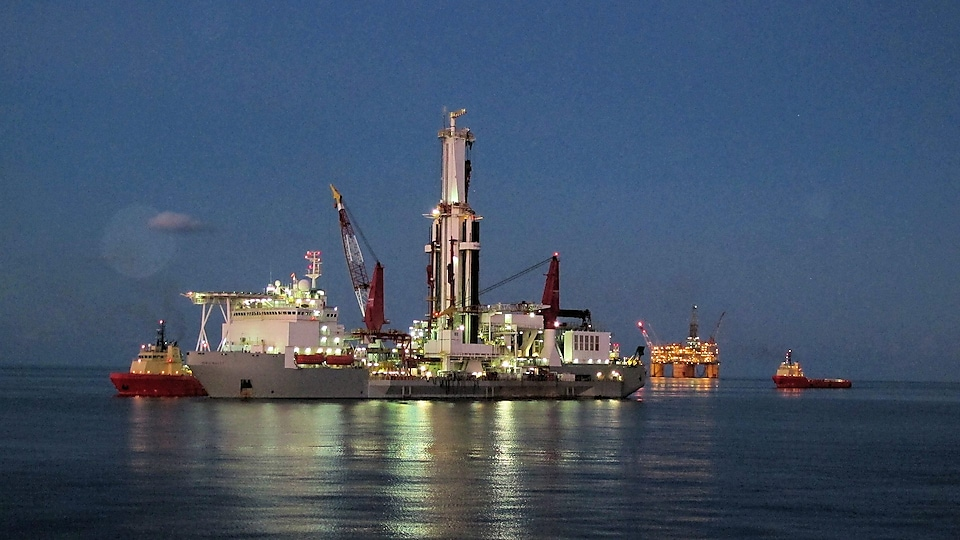 Drillships, the next generation