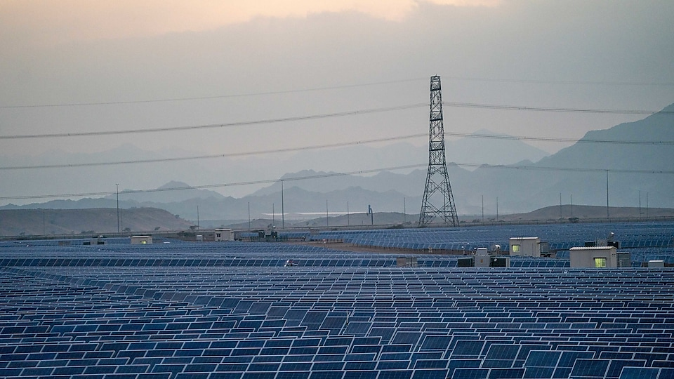 Oman aims to generate 30% of its national electricity demand from renewable sources by 2030.