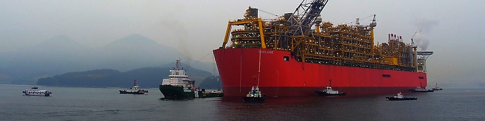 Next stop Australia: Prelude sets sail | Shell Global