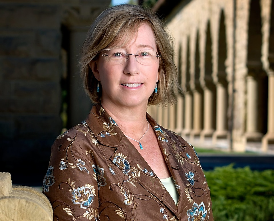 Sally Benson - Professor of Energy Resources Engineering at Stanford University and former joint Nobel Peace Prize Winner.