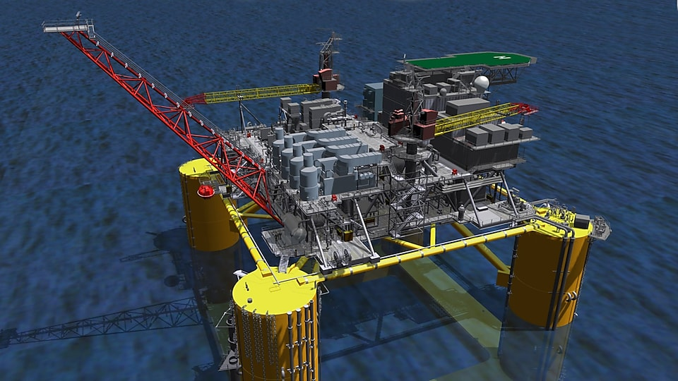 Shell invests in the Vito development in the Gulf of Mexico | Shell