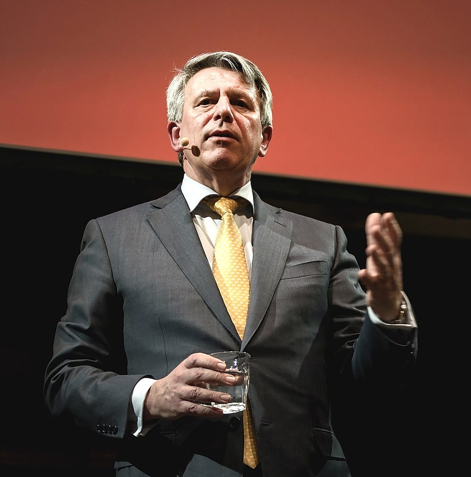 Ben van Beurden - Chief Executive Officer (CEO), Royal Dutch Shell plc
