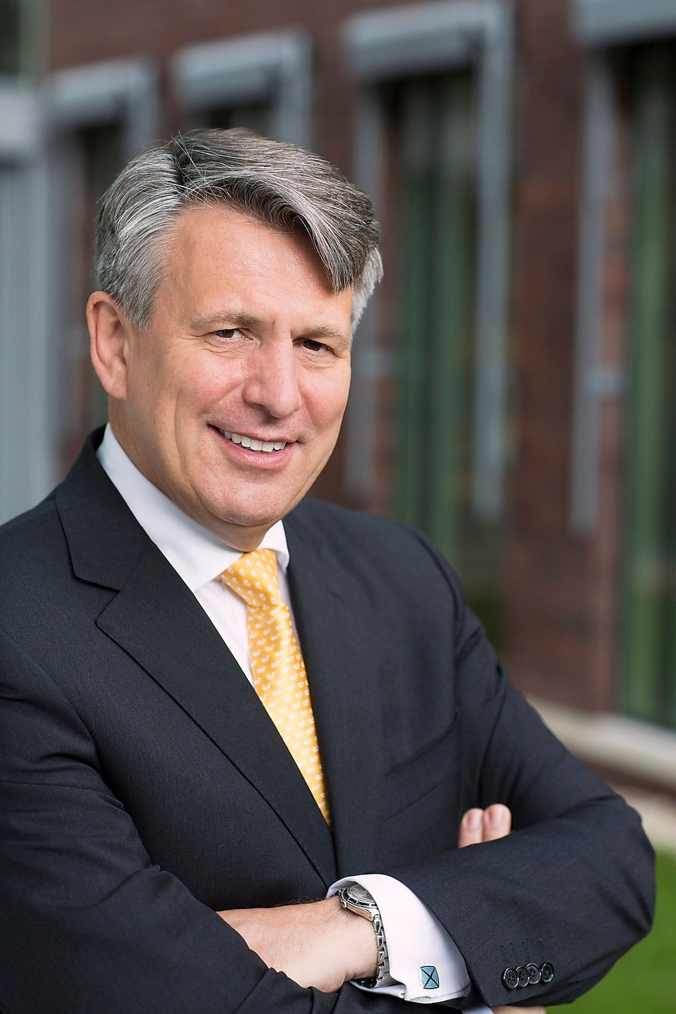 Ben van Burden, Shell CEO