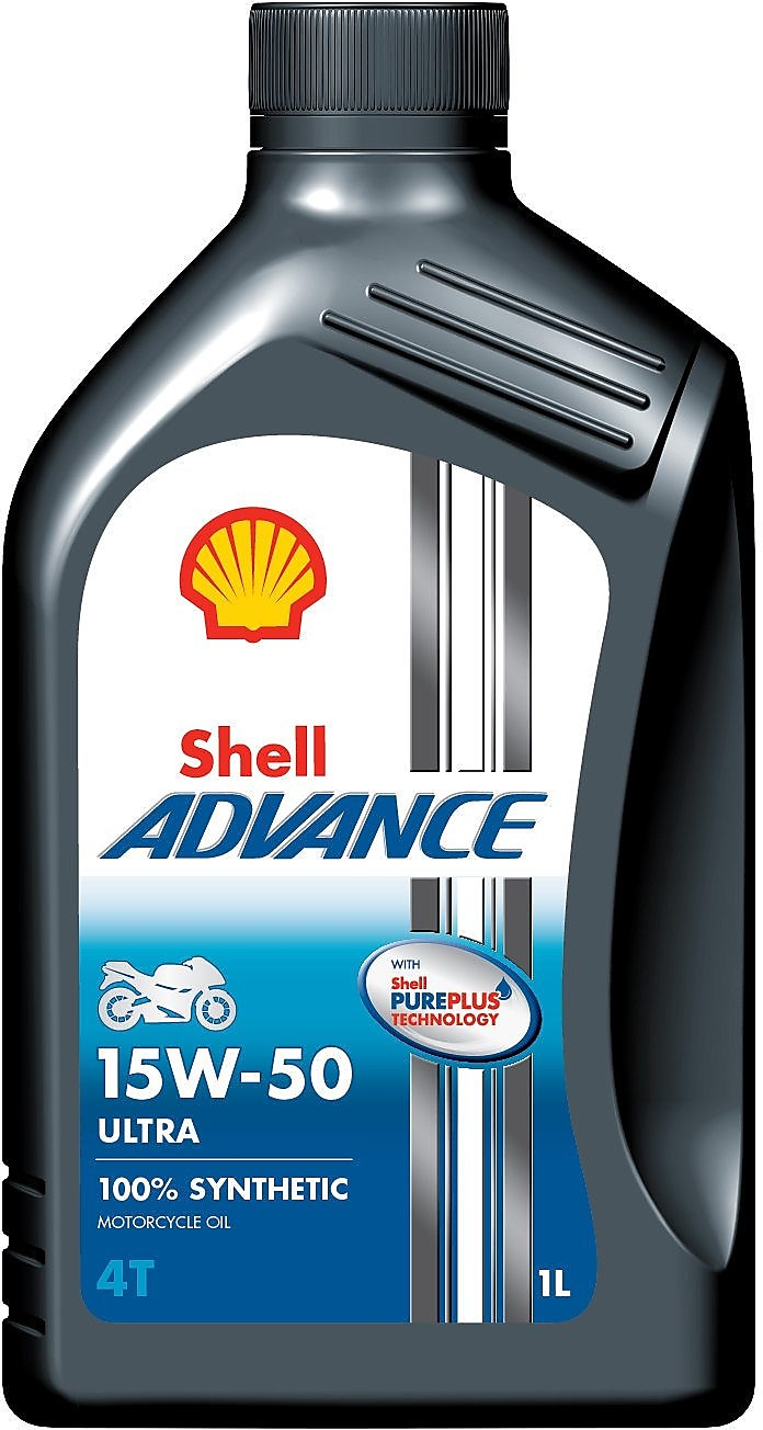 Shell Advance Ultra 15W 50