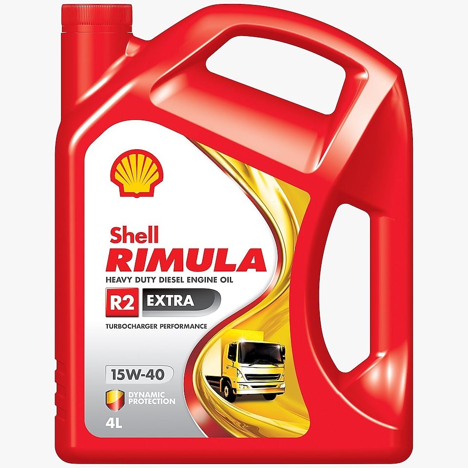Shell Rimula R2 Extra | Shell Global