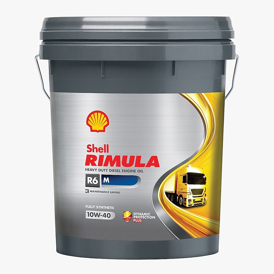 Shell Rimula R6 M | Shell Global