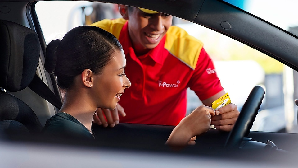 Motorist, Loyalty customer, Shell App user