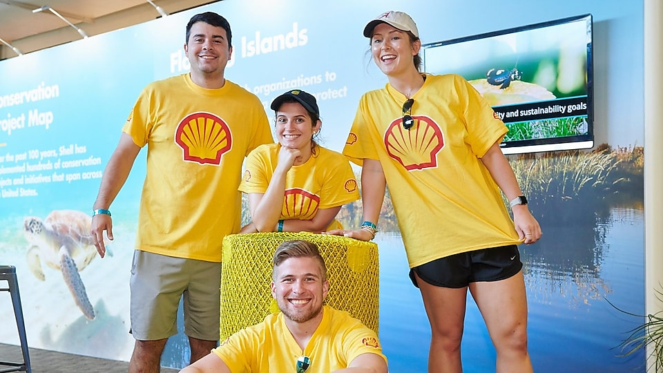 Learn more about careers at Shell