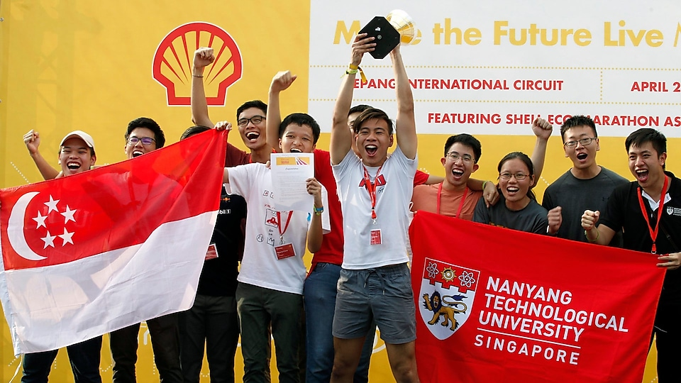 Indonesia wins big at Make the Future Live 2018 in London