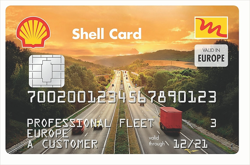 Access the future with your fuel card