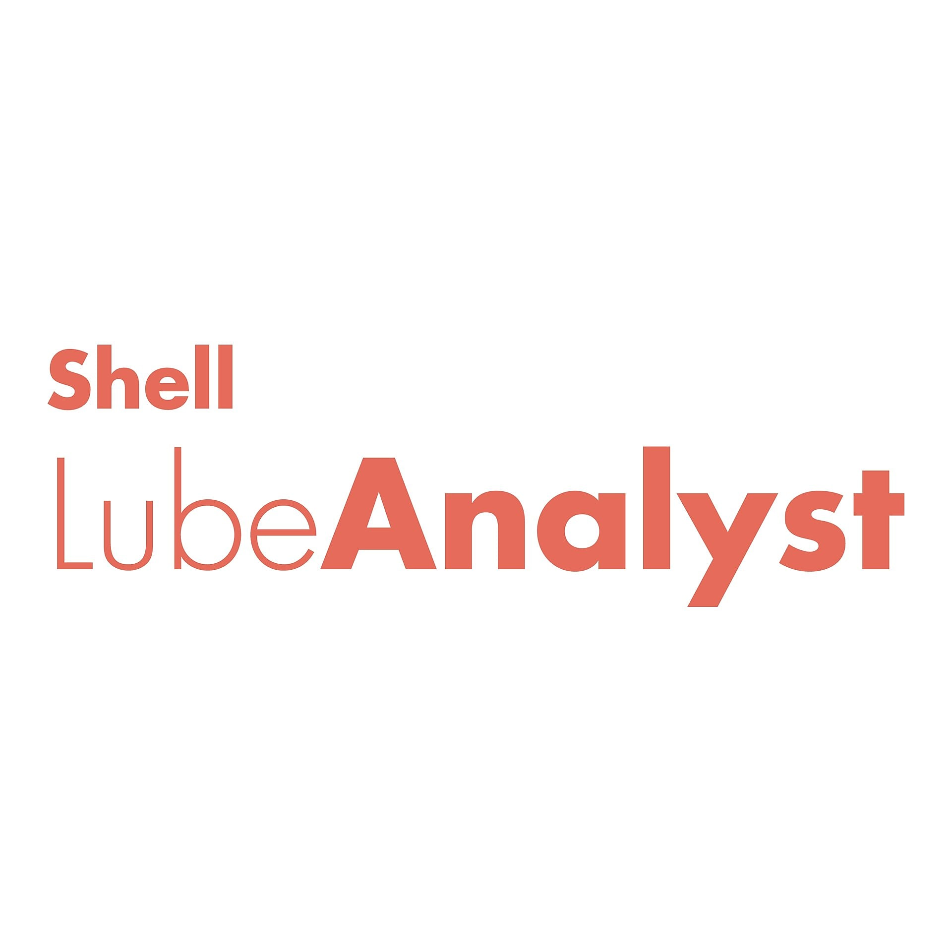 Shell LubeAnalyst - a health check for your lubricants & equipment.