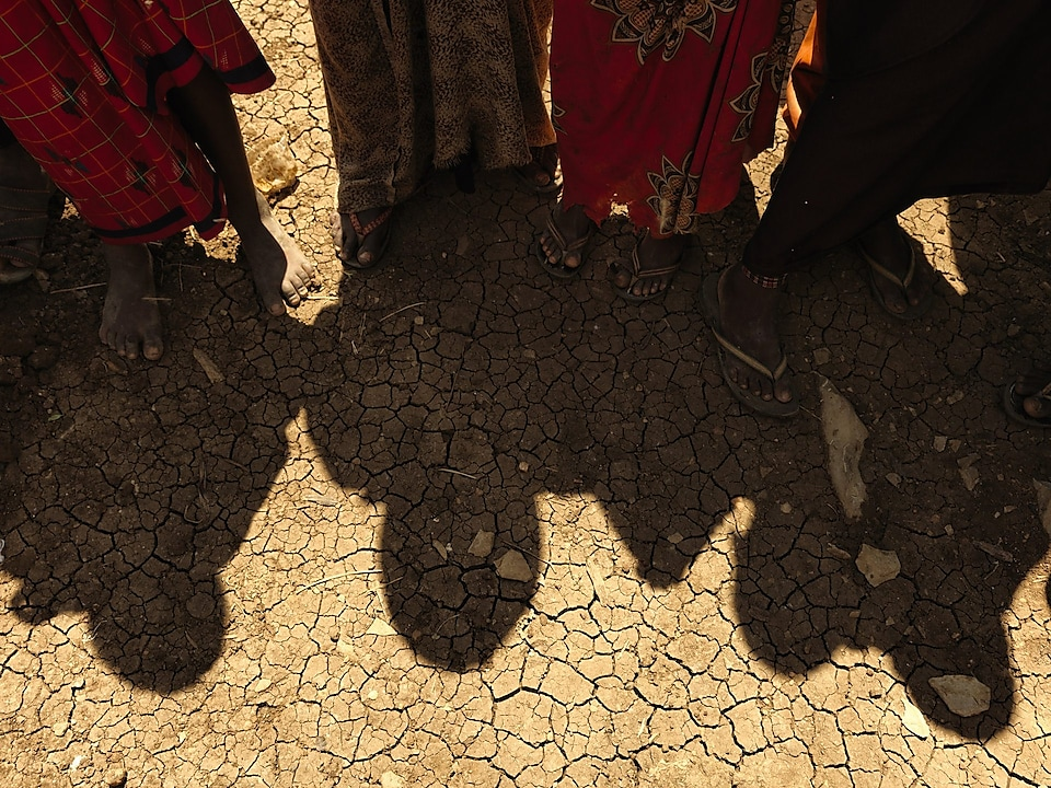 Drought conditions in Somalia are worsening (c) Peter Caton for Mercy Corps